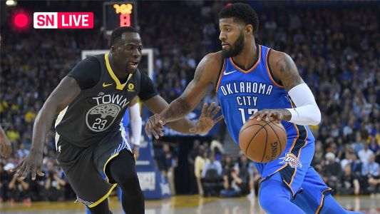Warriors vs. Thunder: Live updates, highlights from opening night matchup