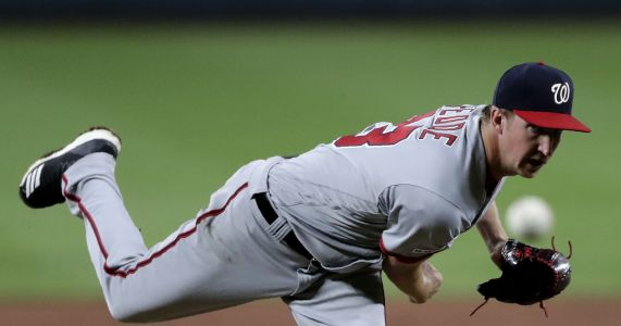 Nationals' bullpen collapse gives Orioles 9-2 victory