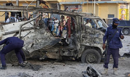 Death toll from Somalia car bombings climbs to 358