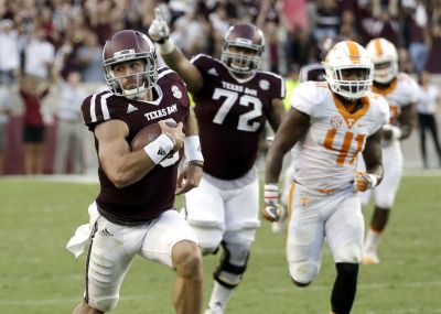 Week 8 preview: A&M vs. 'Bama; Helfrich under pressure