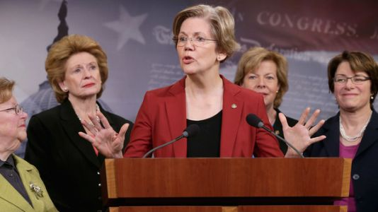 Why Aren't More Women In Office? Even Within Parties, There's Big Disagreement