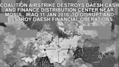 New Report Finds ISIS Territorial Defeats Are Also Hitting The Group's Wallet