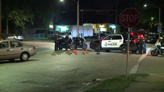 Elderly man hit by car on north side, police say