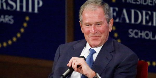 George W. Bush to fundraise for GOP candidates