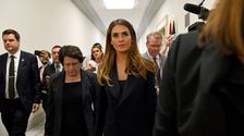 Hope Hicks Denies Knowing About Payment To Stormy Daniels After FBI Implicates Her