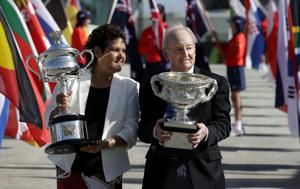 The Latest: Barty advances to 2nd round at Australian Open