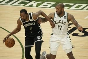 Irving out, Harden doubtful for Game 5 when Nets host Bucks