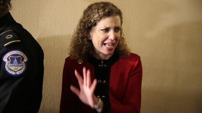Wasserman Schultz's IT aide arrested as he tried to leave the US