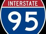 Crash damages power lines, closing I-95 near Kenly