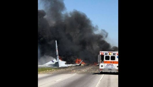 Report: Pilot error cause of deadly military plane crash