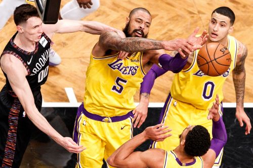Tyson Chandler's loving LA, but had words of hope for Knicks