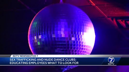Sex trafficking and nude dance clubs: Educating employees what to look for