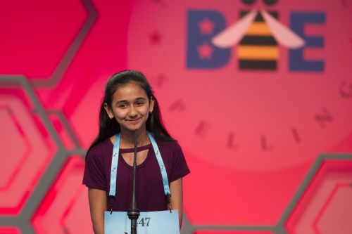 'The bane of every speller's existence': At the spelling bee, the most common sound is the toughest