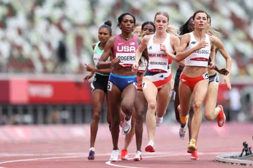 Tokyo Olympics Day 7: Fast day for pool, track competition