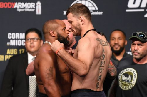 UFC 241: Daniel Cormier will lose rematch with Stipe Miocic