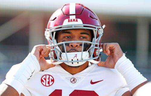 Tua Tagovailoa pushes back against growing NFL Draft 2020 doubts