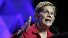 Donald Trump Renews His Racist 'Pocahontas' Attack On Elizabeth Warren
