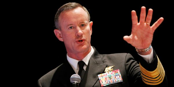 Navy SEAL who oversaw the Osama bin Laden raid warns that 'Batman and Superman are not coming' in a speech advising college graduates to become their own heroes