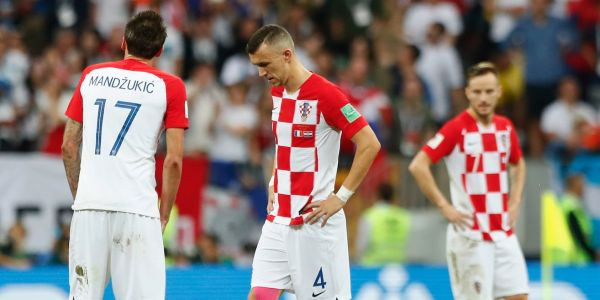 Brutal chart shows how much more efficient France was than Croatia in the World Cup Final