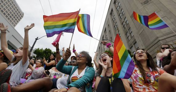 Celebrate Pride by joining fight for LGBTIQ rights globally