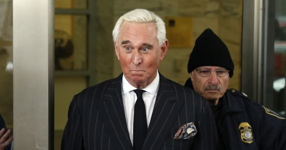Judge orders Roger Stone to court over Instagram post