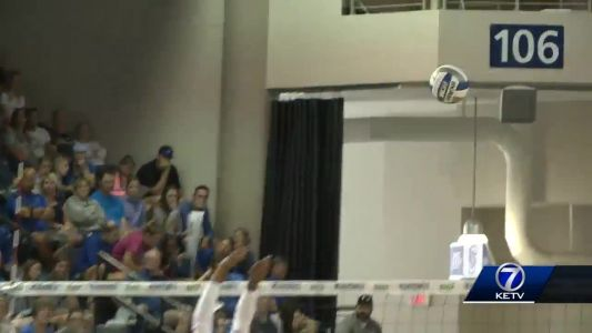 Creighton Volleyball women attack rivals, come out on top