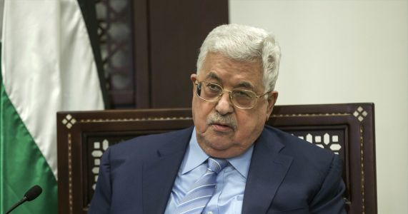 83-year-old Palestinian leader still in hospital after fever
