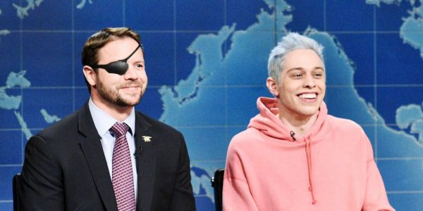 The Texas Republican war veteran that Pete Davidson mocked on 'SNL' reached out to the comedian after his concerning Instagram post