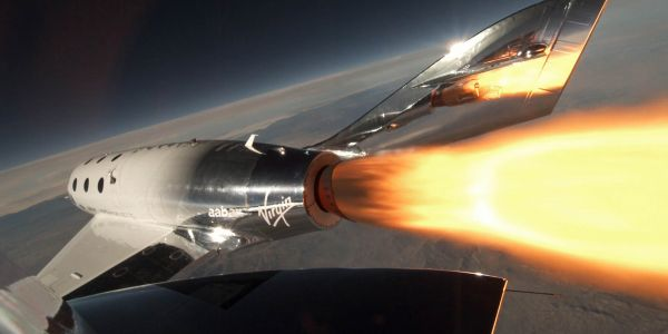 Virgin Galactic plans to launch a test craft 50 miles into the sky, and get its first real taste of space