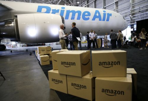 Amazon's fleet of 767s is bad news for FedEx and UPS, Morgan Stanley says