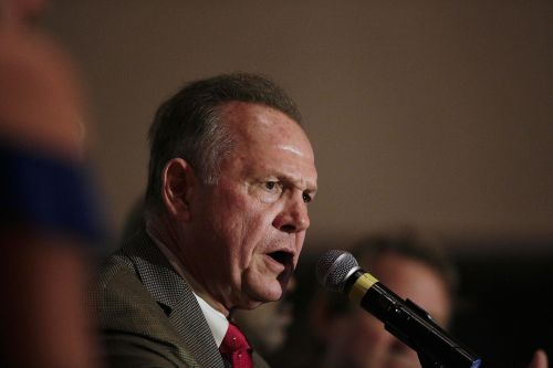 Doug Jones campaign releases ad targeting allegations against Roy Moore