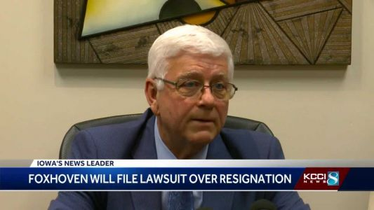 Jerry Foxhoven sues Reynolds stating she fired him for not engaging 'in illegal activity'