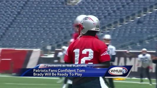 Patriots fans eager for Sunday match-up against Jacksonville