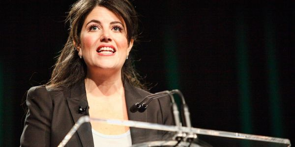 Monica Lewinsky says she would apologize to the Clintons - even if they won't apologize to her