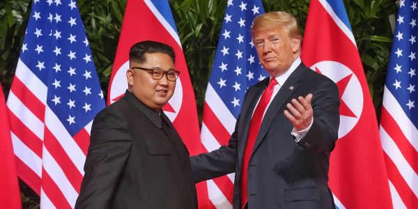 Trump to meet with North Korea's Kim Jong Un in February during nuclear stalemate