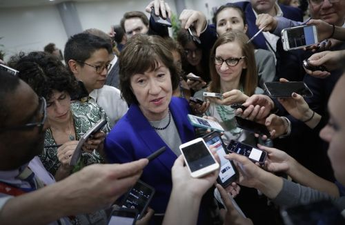 Sen. Susan Collins to vote no on latest GOP health care bill, undermining prospects for passage