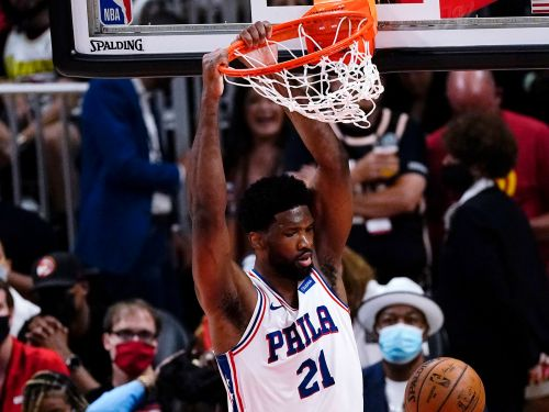Joel Embiid powers 76ers to key Game 3 win over Hawks