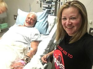 Buzz Aldrin recovering after Antarctic rescue