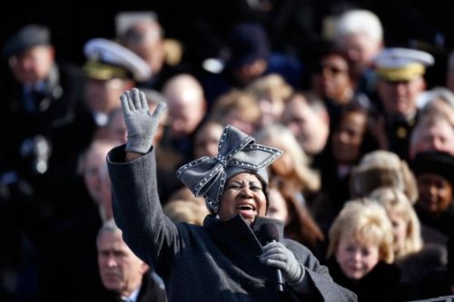 Soul Icon Aretha Franklin Dies at Age 76