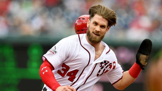 Did Nationals' ownership block a potential Bryce Harper to the Astros trade this summer?