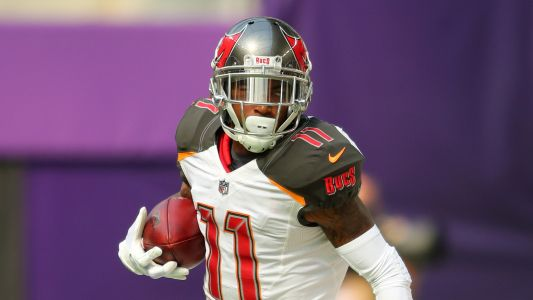 Bucs WR DeSean Jackson: Ryan Fitzpatrick 'on fire. you can't take the hot man out'
