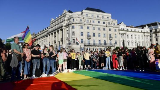 Hungary Lawmakers Pass Law Barring LGBT Content For Minors