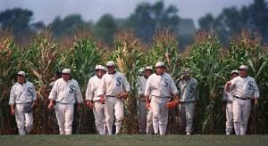 Column: In retrospect, 'Field of Dreams' is a terrible film