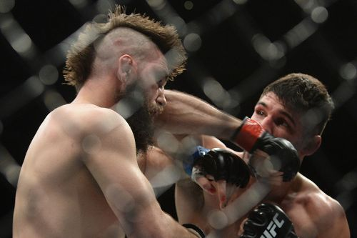 UFC on ESPN 1 bonuses: Vicente Luque, Bryan Barberena get extra $50,000 each for instant classic