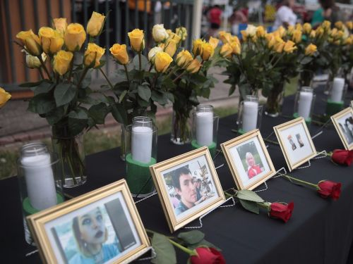A Santa Fe shooting victim turned down the suspect's advances, according to her parents