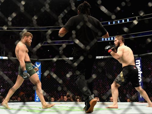 Khabib Nurmagomedov against Conor McGregor is the next fight to make, according to the UFC boss Dana White