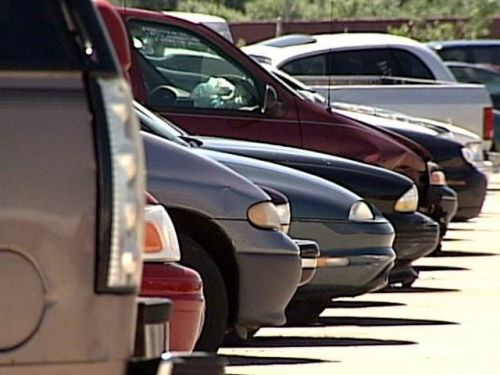 Officials: Girl, 4, alive after being left in tow lot overnight