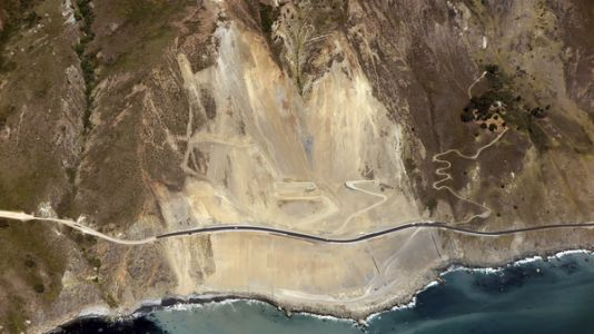 'Lifeline' Stretch Of California's Highway 1 Reopens Months After Massive Mudslide