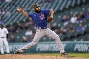 Bryant hits 2-run homer, Cubs outlast Detroit 4-2