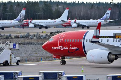 US gives Norwegian Air OK to expand disputed low-cost flights here
